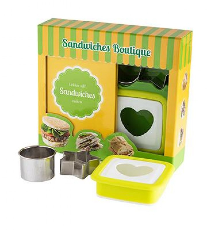 Sandwich boutique box