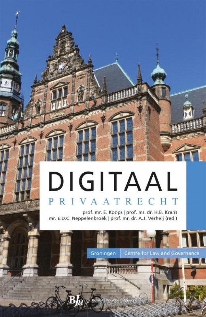 Digitaal privaatrecht • Digitaal privaatrecht