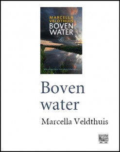 Boven water - grote letter
