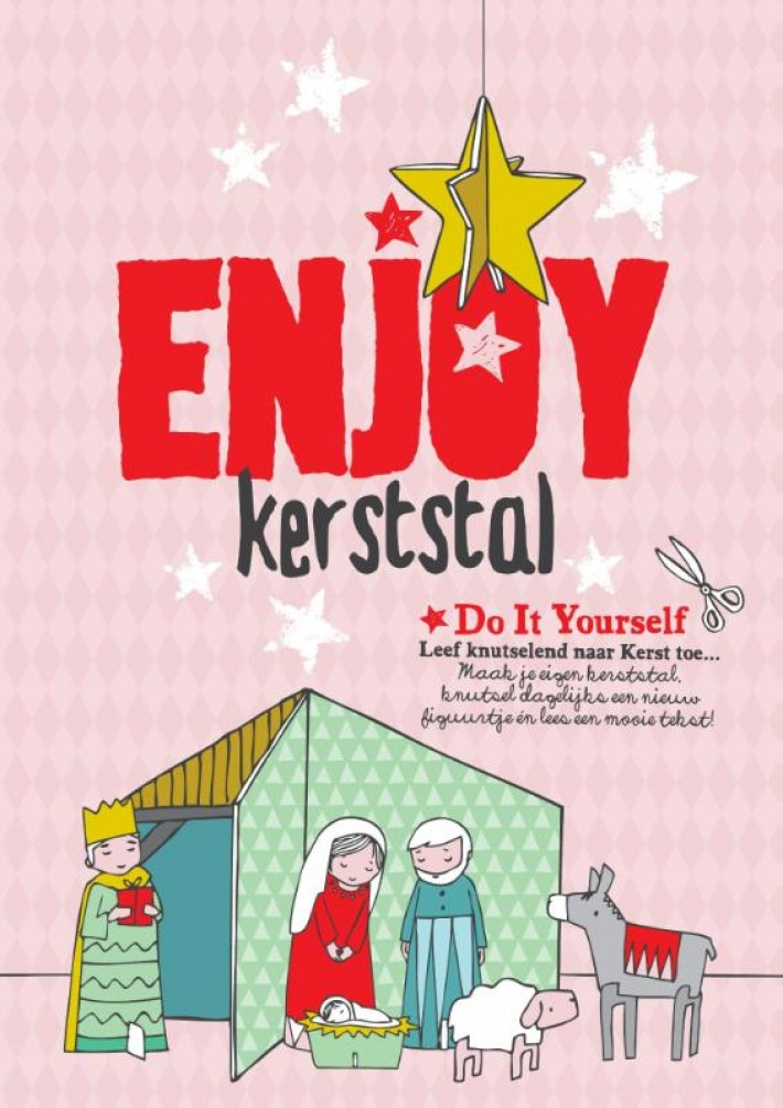 Enjoy kerststal