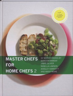 Master chefs for home chefs
