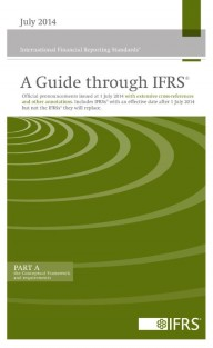 A Guide through IFRS 2014