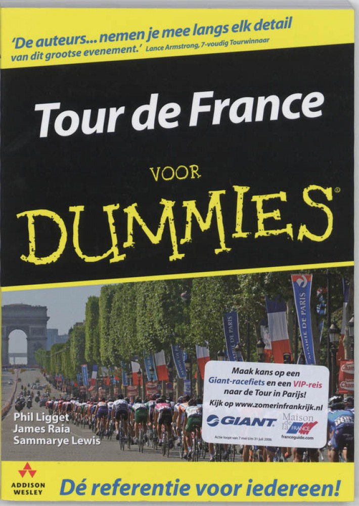 Tour de France voor Dummies