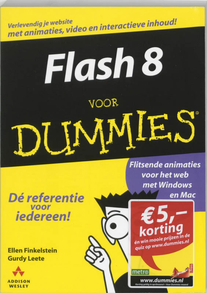 Flash 8 voor Dummies