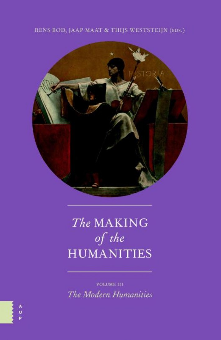 The making of the humanities • The modern humanities