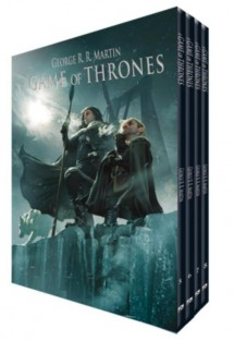 A game of Thrones • Game of Thrones Verzamelcassette