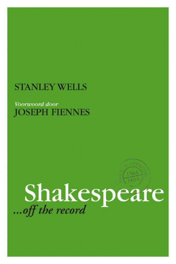 Shakespeare off the record