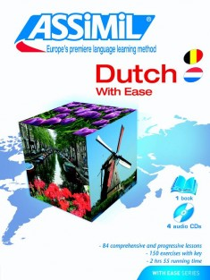 Dutch with ease pack CD • NL with ease - basis Engels Pack MP3