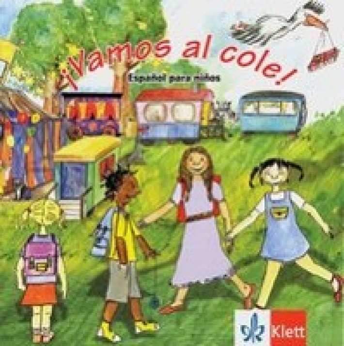 ¡Vamos al cole! Audio-CD