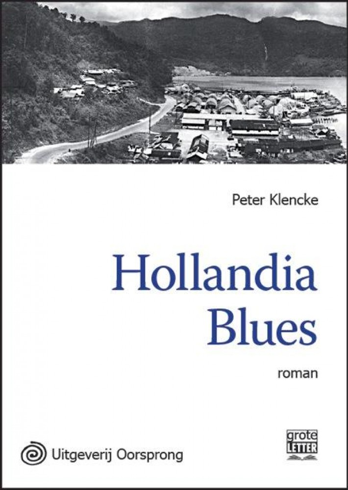 Hollandia Blues - grote letter uitgave