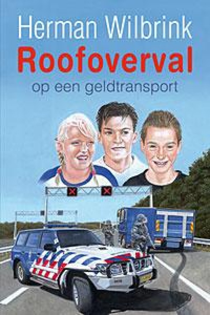 Roofoverval op een geldtransport