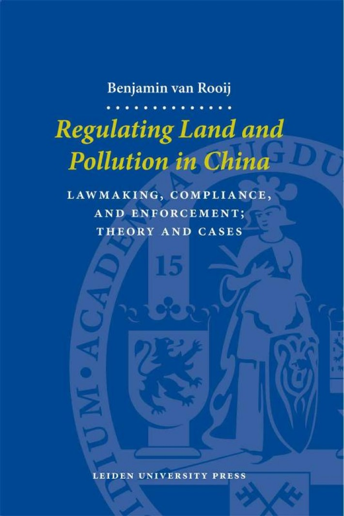 Regulating Land and Pollution in China • Regulating Land and Pollution in China