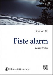 Piste alarm - grote letter uitgave