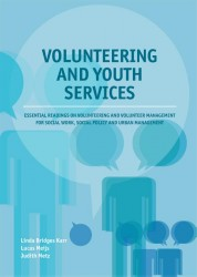 Volunteering and youth services