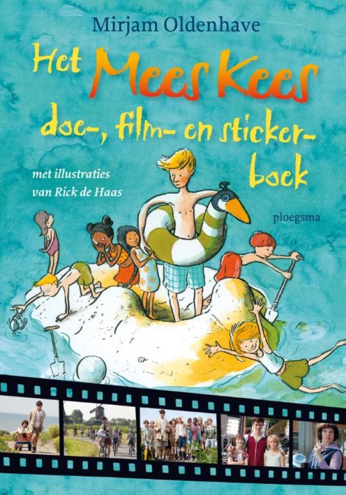Bureau Isbn Het Mees Kees Doe Film En Stickerboek