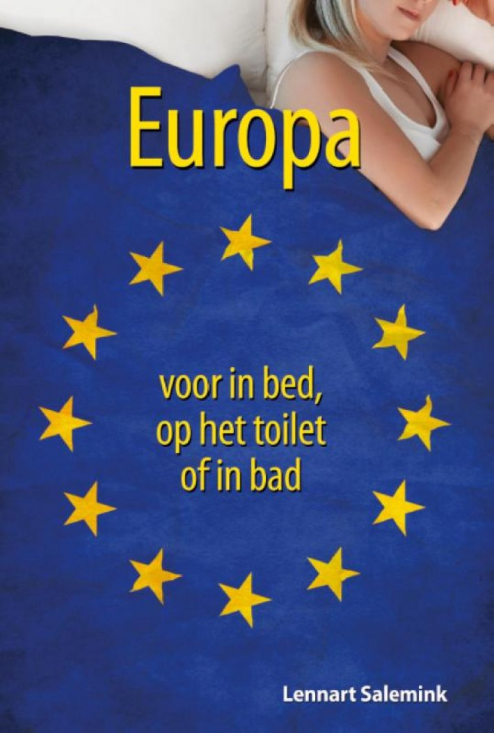 Europa voor in bed, op het toilet of in bad