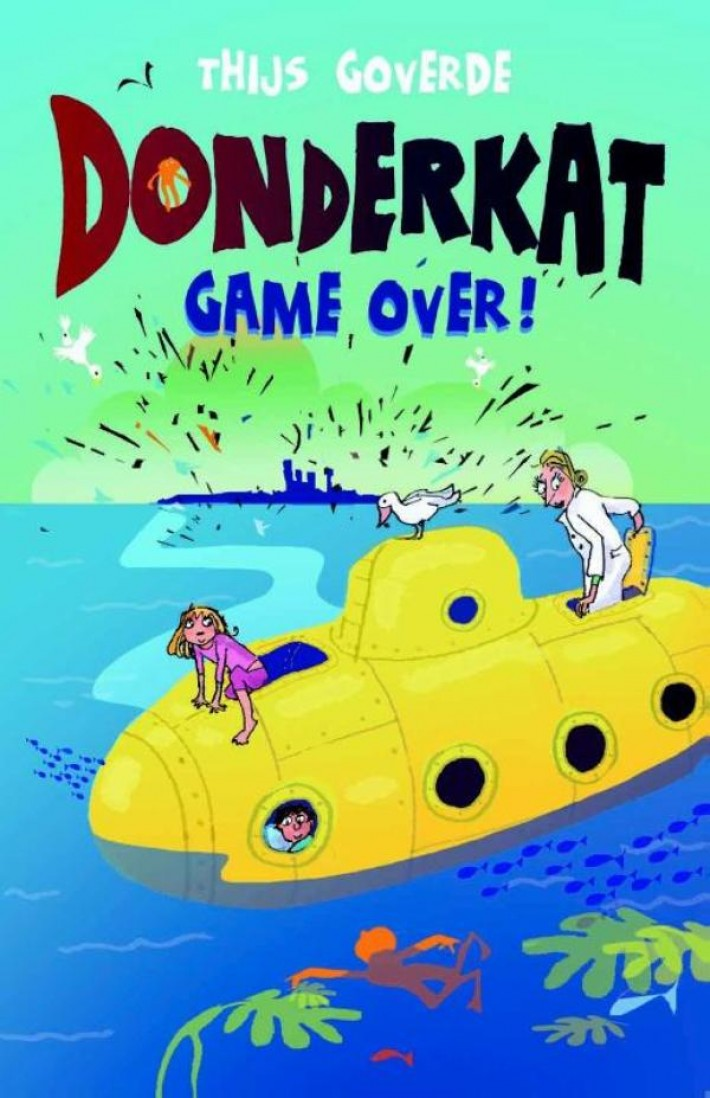 Donderkat, Game over