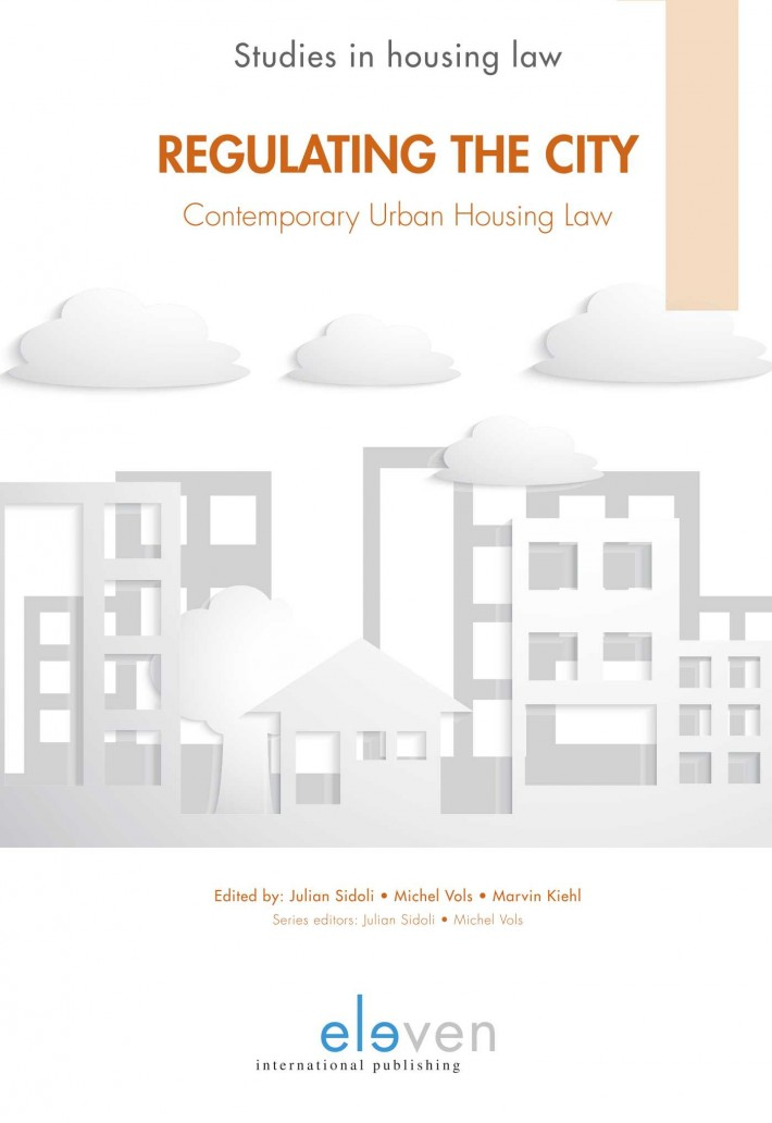 Regulating the city: contemporary urban housing