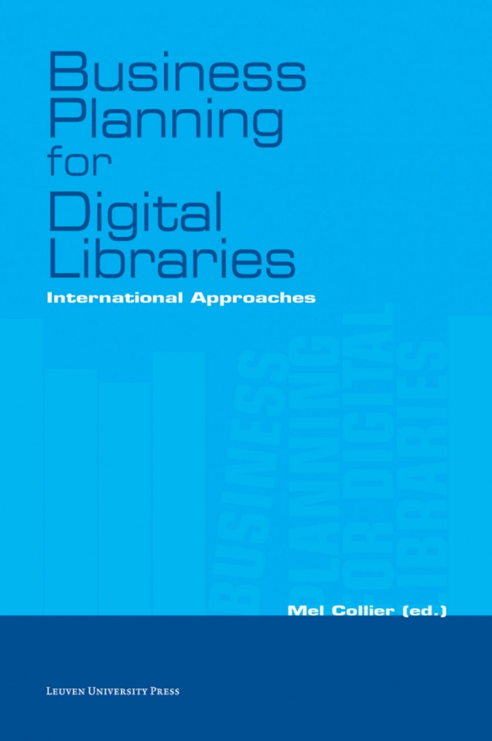 Business planning for digital libraries