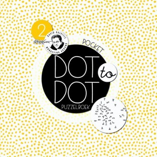 Dot to dot puzzelboek pocket