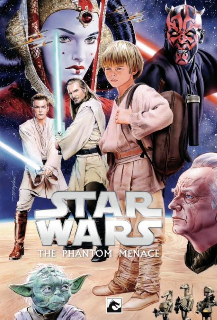 The phantom menace • The phantom menace