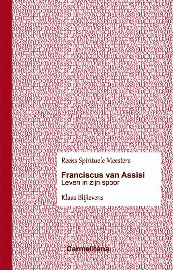 Bureau Isbn Franciscus Van Assisi