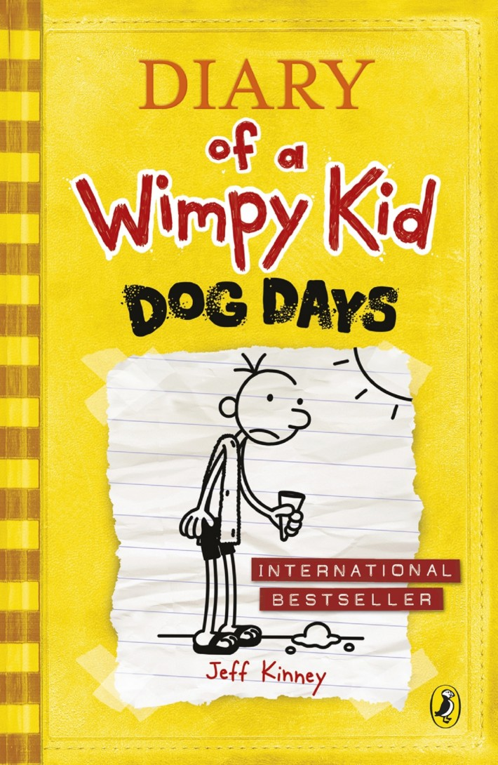 Dog Days  - Diary of a Wimpy Kid book 4