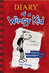 Diary of a Wimpy Kid  - Diary of a Wimpy Kid #1