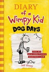 Dog Days  - Diary of a Wimpy Kid #4