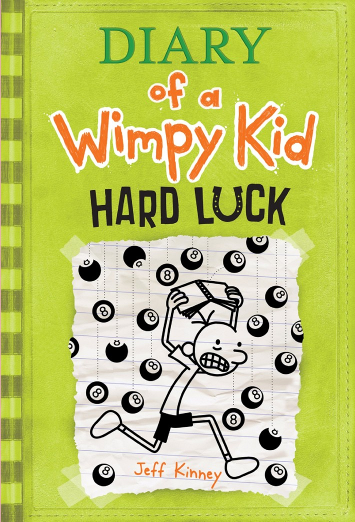 Hard Luck  - Diary of a Wimpy Kid #8