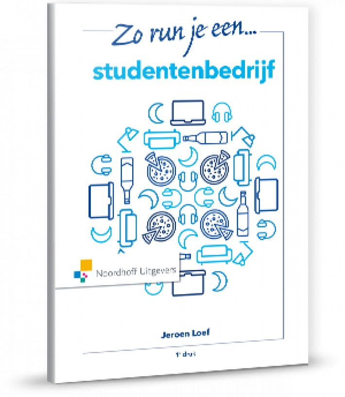 Bureau En Zo.Bureau Isbn Zo Run Je Een Studentenbedrijf