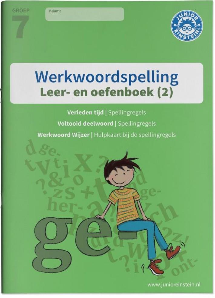 Bureau ISBN - Werkwoordspelling | 2 spellingsoefeningen