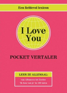 I love you POCKET VERTALER