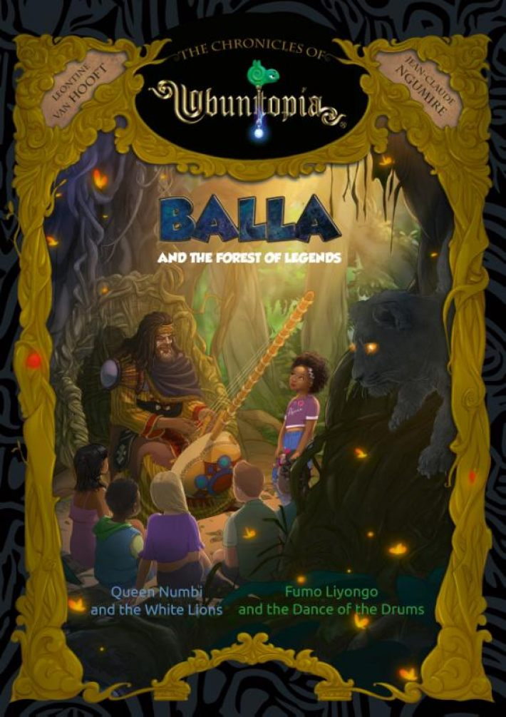Balla and the Forest of Legends