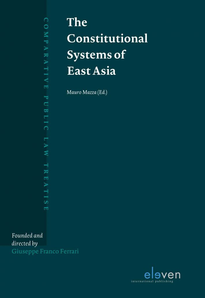 The Constitutional Systems of East Asia