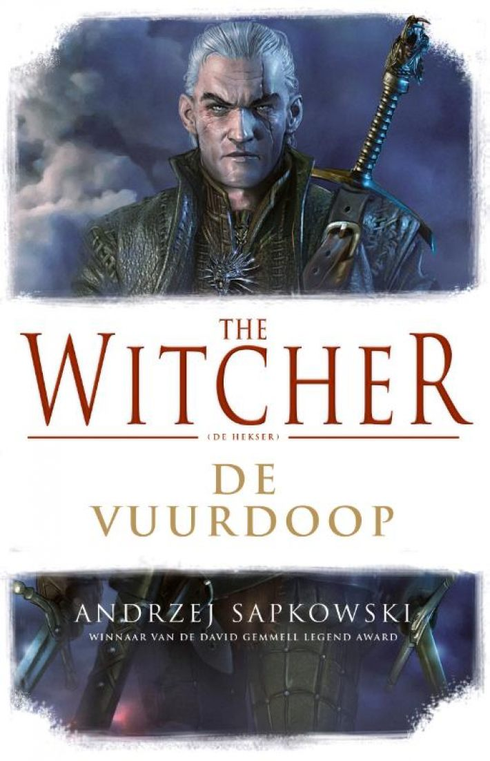 The Witcher - De Vuurdoop (POD)