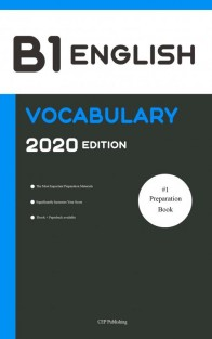 English B1 Official Vocabulary 2020 Edition [Engels Leren Boek]